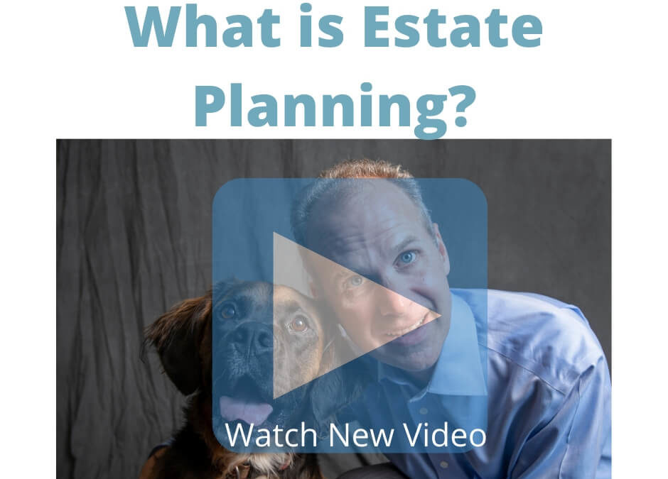 What is Estate Planning?  Or How to Get a Great Estate Plan Without Having to Learn How to Build and Fly a Commercial Jetliner
