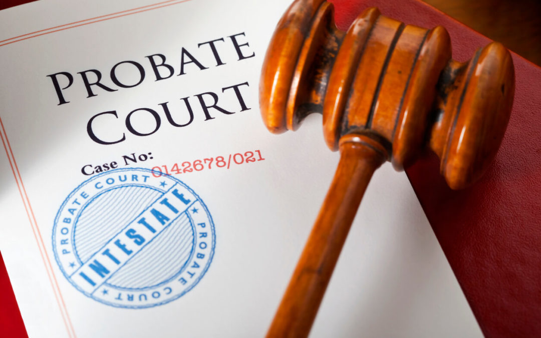 How to Probate a Will in Maine